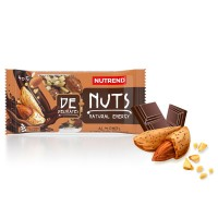 Barrita De Nuts de Amêndoas com Base de Chocolate com 40g