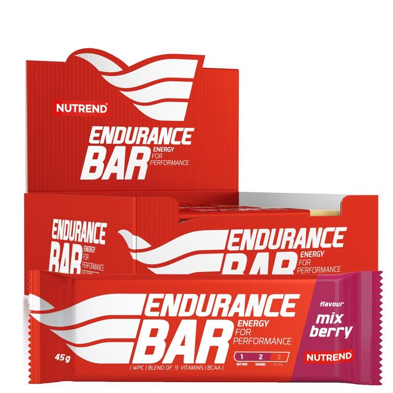 Endurance Bar - 21x45g