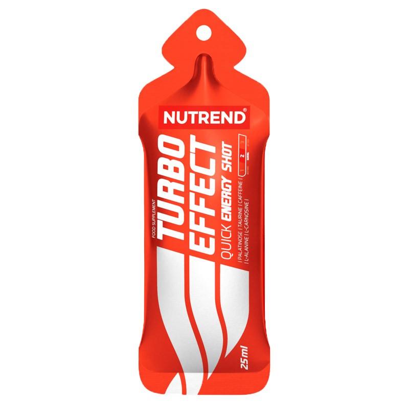 Efeito Turbo Shot com 25ml