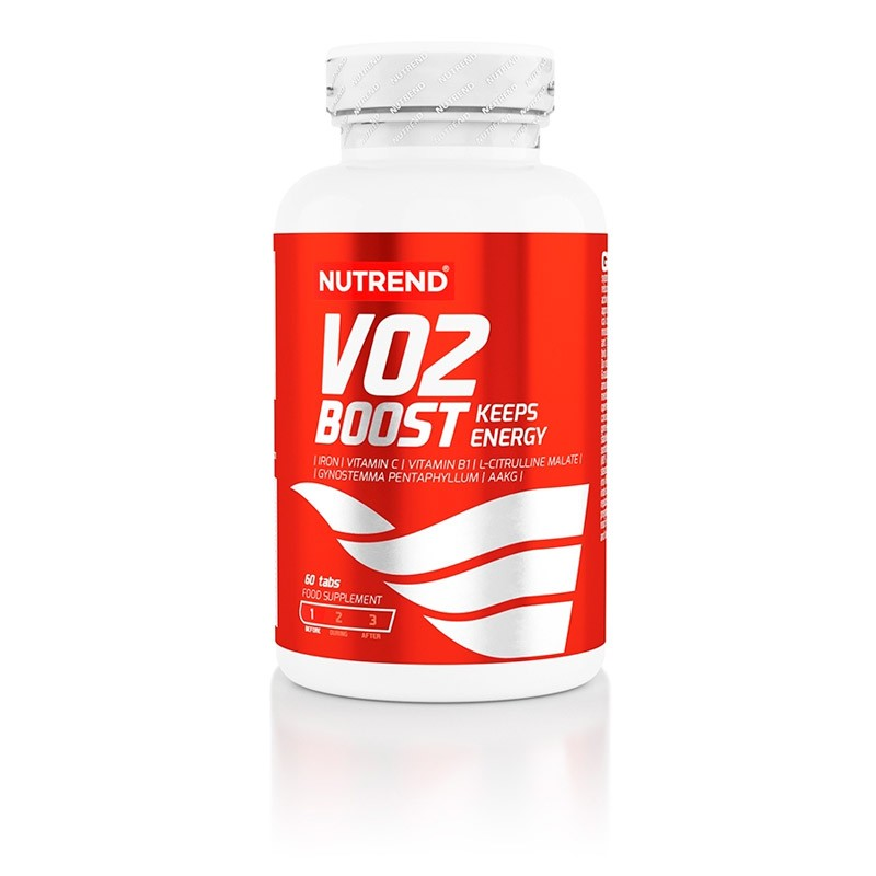 VO2 Boost Nutrend - 60 comprimidos