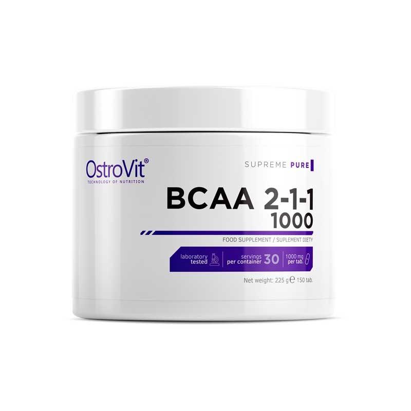 BCAA Puro 150 comprimidos Ostrovit