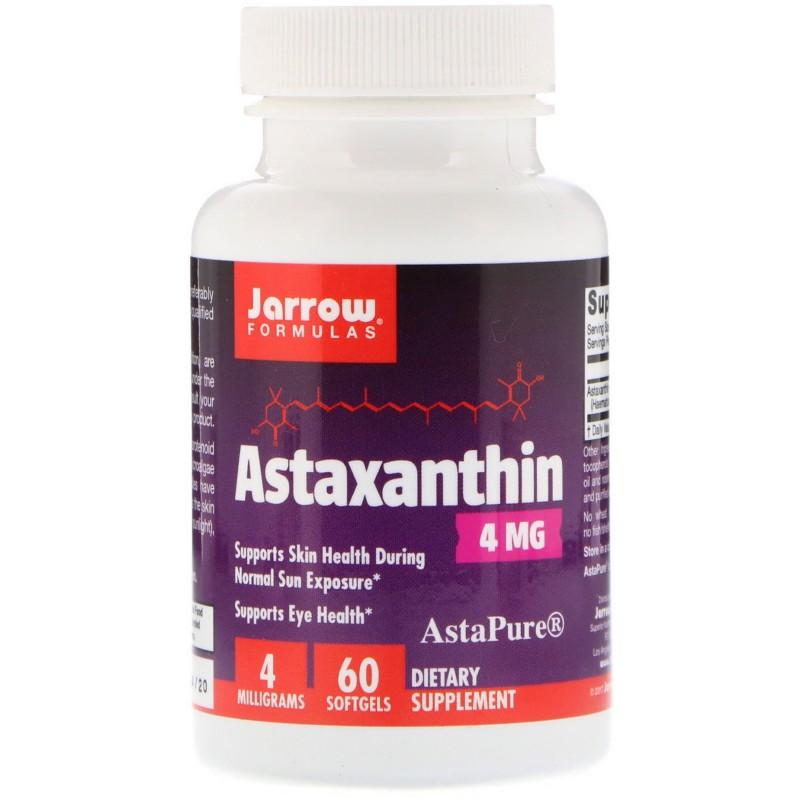 Astaxanthin 4mg da Jarrow Formulas