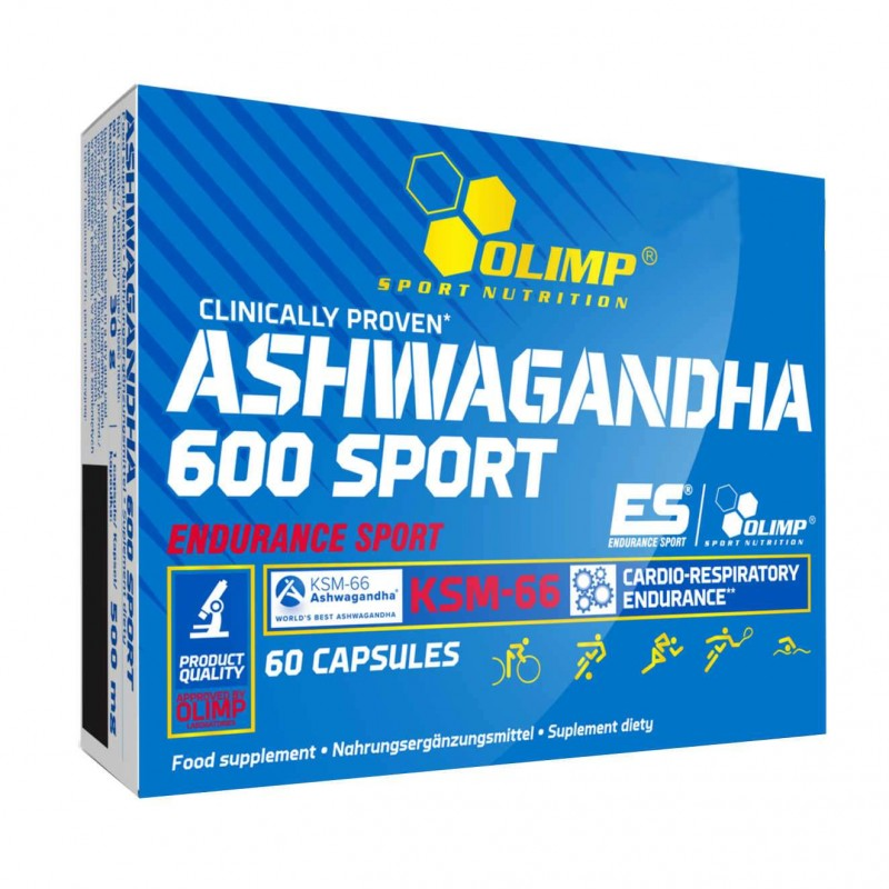 Ashwagandha 600 Sport Olimp Nutrition
