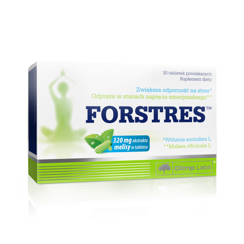 Forstres 30 comprimidos Olimp Labs