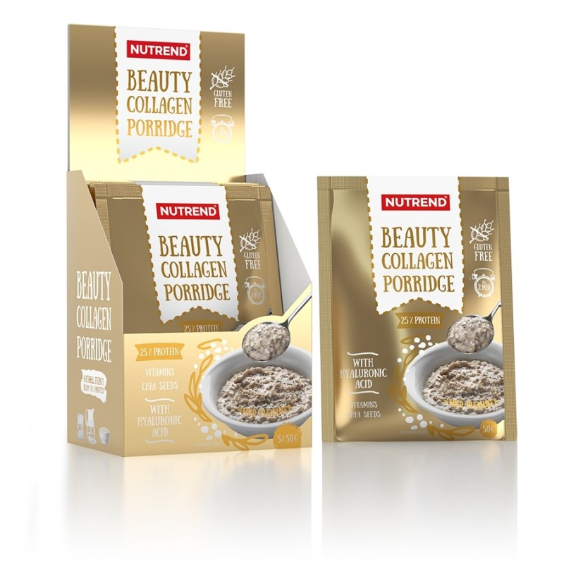 Beauty Collagen Porridge 5x50g