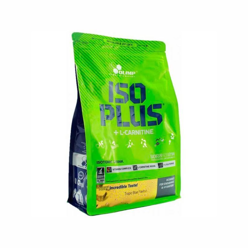 Bebida Energética Iso Plus 1505g da Olimp Nutrition