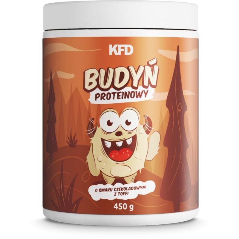 Pudim de Proteína KFD