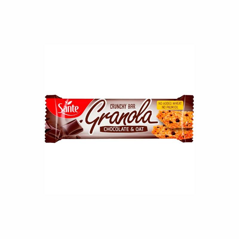 Barra de Granola 2x20g Chocolate