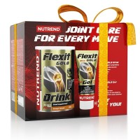 Flexit Gold 400g mais Gel 100ml