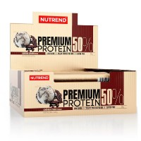 Barras 50% Proteina -  16x50g