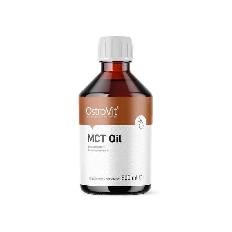 Óleo MCT 500ml da Ostrovit