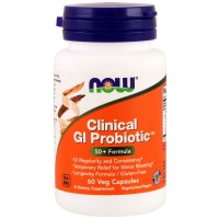 Probióticos GI Clinical - 60vcaps