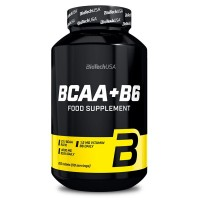 BCAA B6 - 200comp