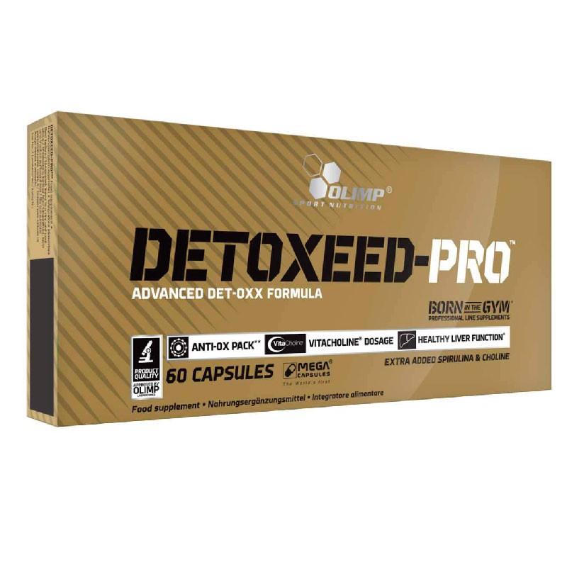 Detoxeed-Pro para 30 dias da Olimp Nutrition