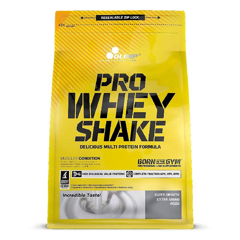 Pro Whey Shake da Olimp Nutrition