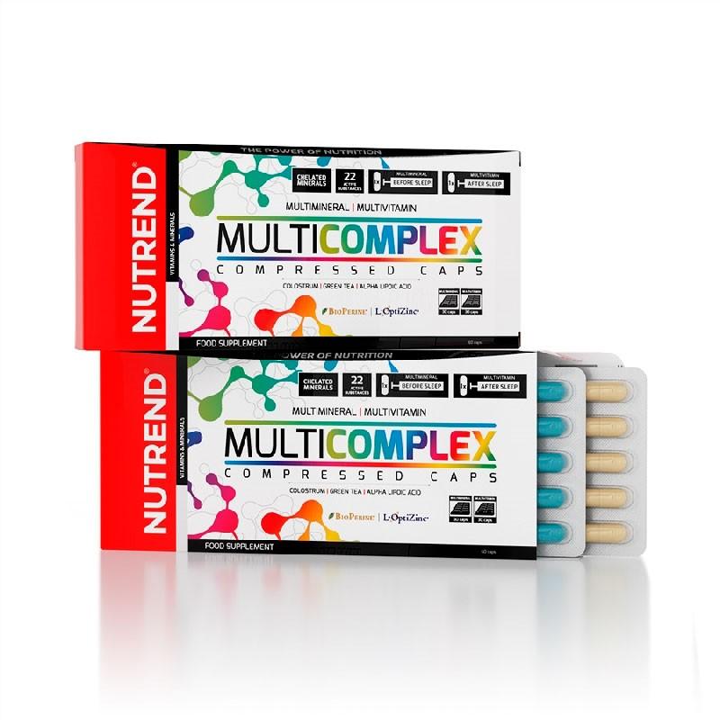Multivitaminico mais Multimineral da Nutrend