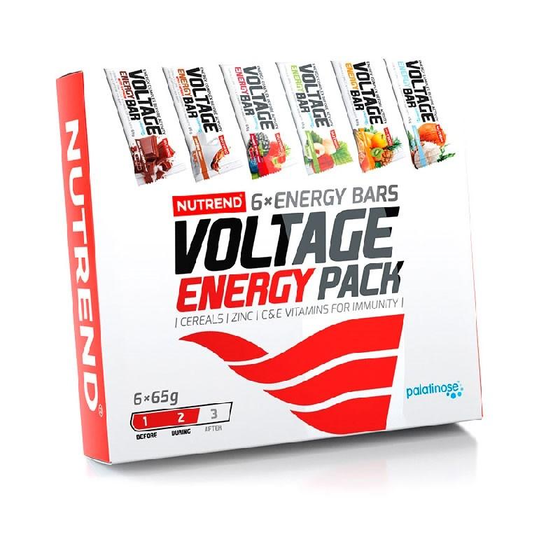 Pack Voltage com 6 sabores