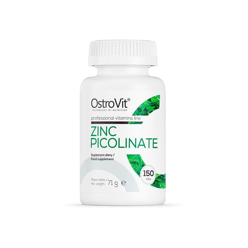 Zinco Picolinato 150 comprimidos da Ostrovit
