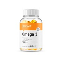 Omega 3 - 180 drageias