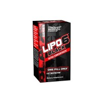 Lipo 6 Black Ultra Concentrado - 60caps
