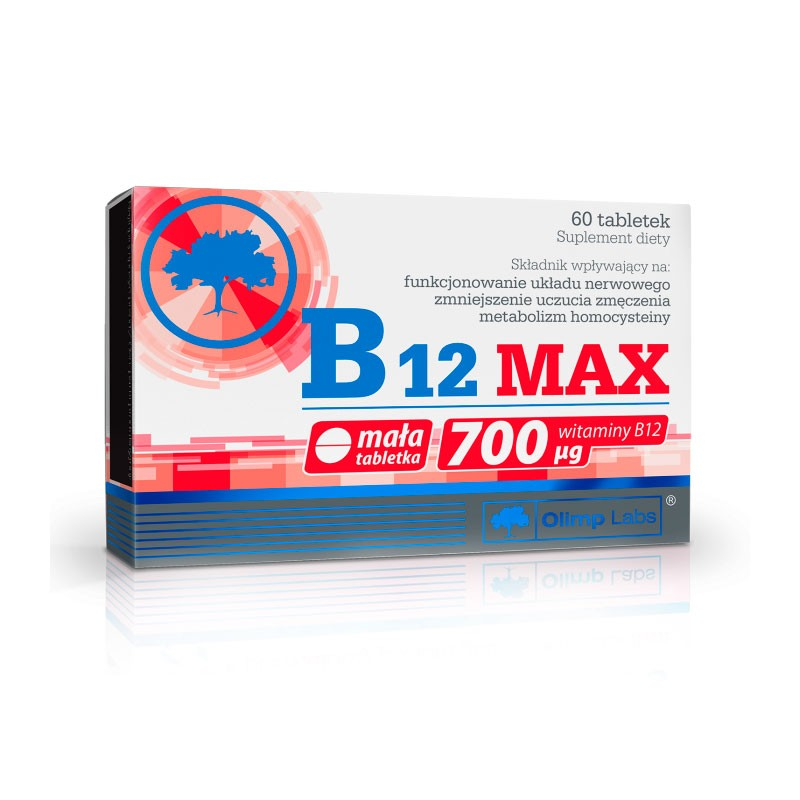 Vitamina B12 Max da Olimp Labs