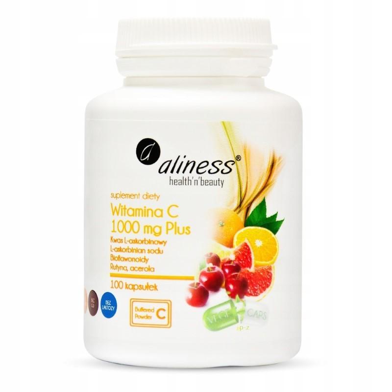Vitamina C 1000mg Plus Aliness