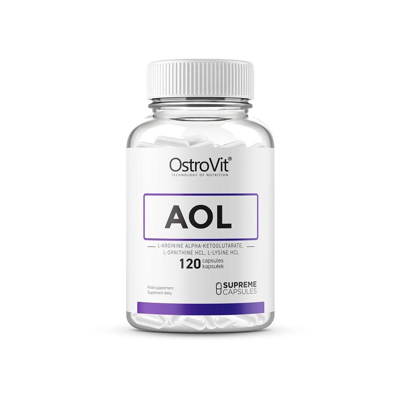 AOL 120caps da Ostrovit