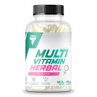 Multivitaminico Herbal Mulher - 90caps