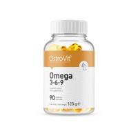 Omega 3-6-9 90 drageias