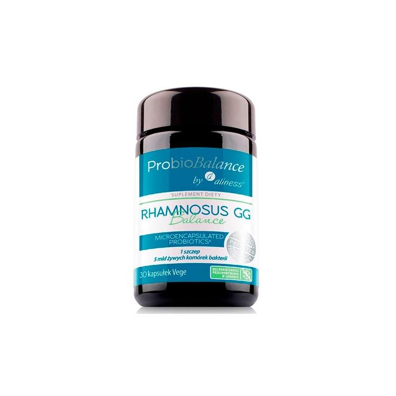 Probióticos Rhamnosus GG da Aliness