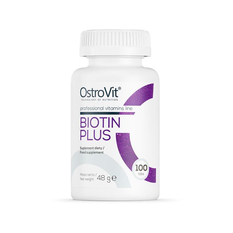 Biotina Plus da Ostrovit
