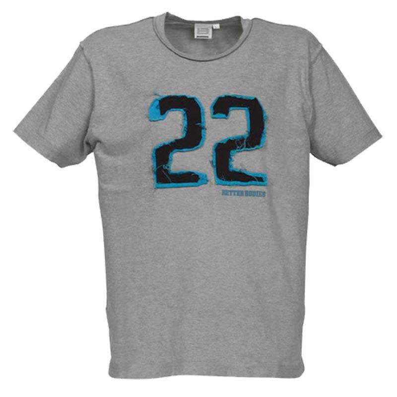 T-Shirt Cinzenta 22