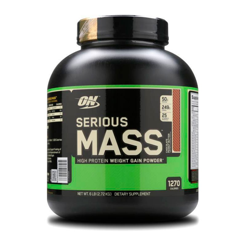 Serious Mass da Optimum Nutrition