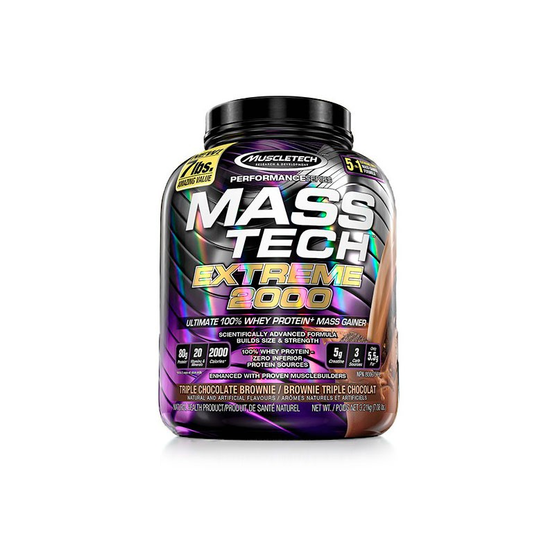 Mass Tech Extreme 2000 da Muscletech