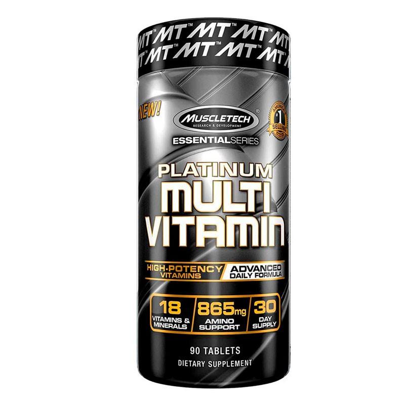 Platinum Multi Vitamin da Muscletech
