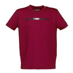 T-Shirt Vermelha Lycra