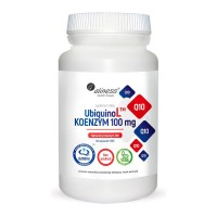 Q10 UbiquinoL 100mg - 60caps