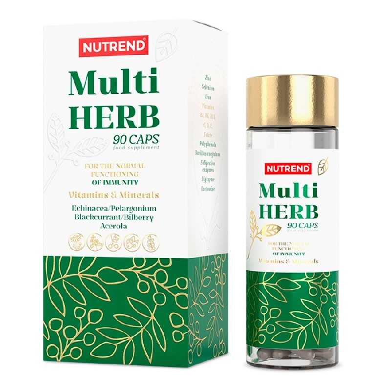 Multi Herb da Nutrend