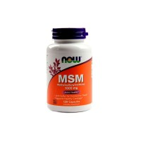 MSM 1000mg - 120vcaps