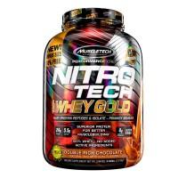 NitroTech Whey Gold - 2500g