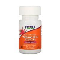 Vitamina D3 10000UI - 120drageias