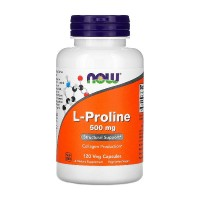 L-Prolina 500mg - 120vcaps
