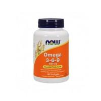 Omega 3-6-9 - 100 drageias
