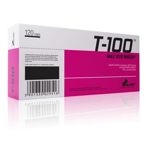 Todos os ingredientes para a estimulação Natural da Testosterona