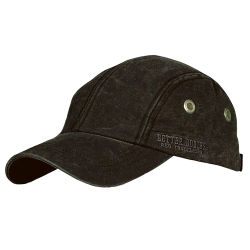Curved Trademark Cap