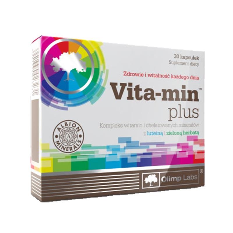 Multivitaminico e Mineral para Vitalidade