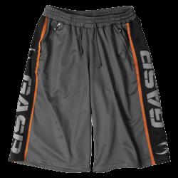 Logo Mesh Shorts