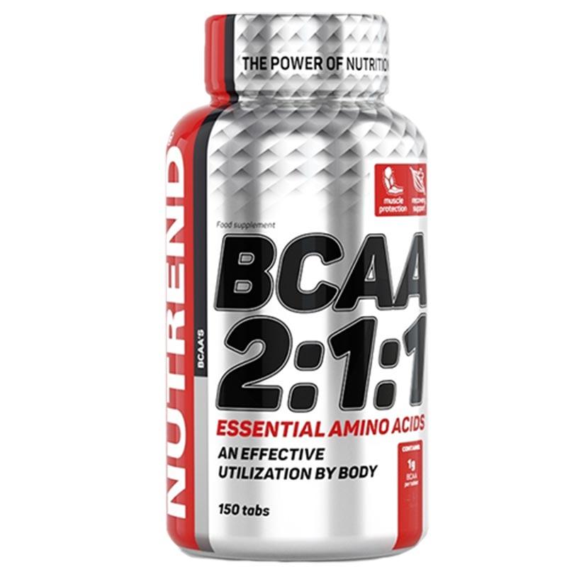 1000mg BCAA por Comprimido na proporção 2:1:1