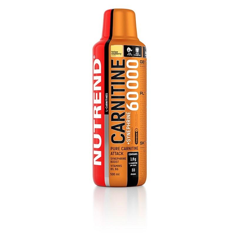 Carnitina 60000 com Sinefrine - Fórmula Liquida