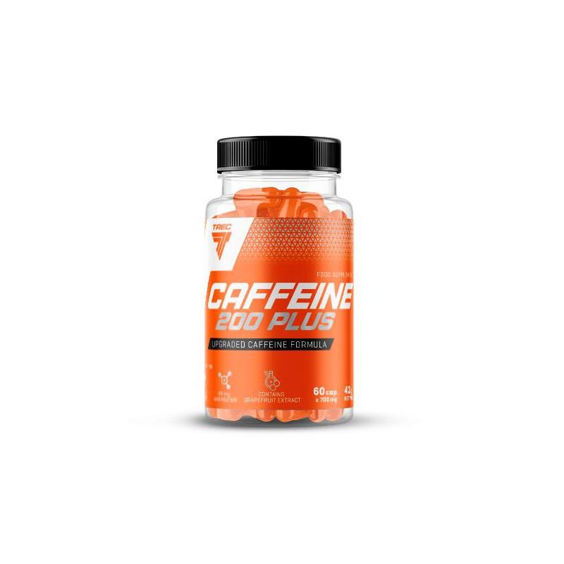 Cafeína 200 Plus da Trec Nutrition